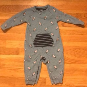Baby Gap Long Sleeve Romper